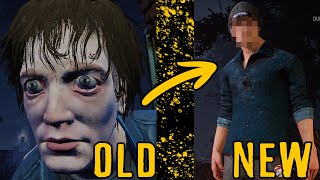 OH NO...HE'S HOT! QUENTIN'S NEW FACE UPDATE!   Dead By Daylight