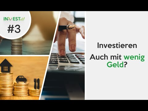 Investieren - auch mit wenig Geld? | Personal Finance