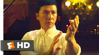 Ip Man 3 (2016) - One Inch Punch Scene (10/10) | Movieclips