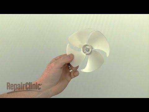 Fan Blade - GE Microwave