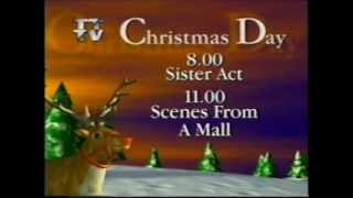 Christmas Day on ITV Tyne Tees 1995 films trailer