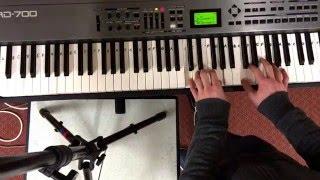 We will not be shaken - bethel - piano tutorial - Stjb Worship - key=G