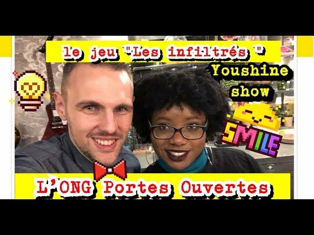 L'émission lumineuse Youshine:  Présentation  du jeu