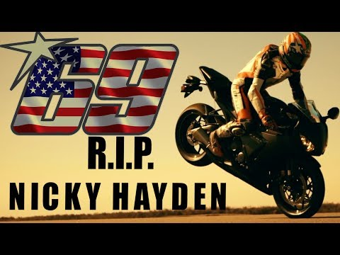 RIP Nicky Hayden Tribute