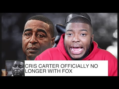 Cris Carter OUT At Fox! First Things First To Find A New Co Host For Nick Wright| FERRO REACTS
