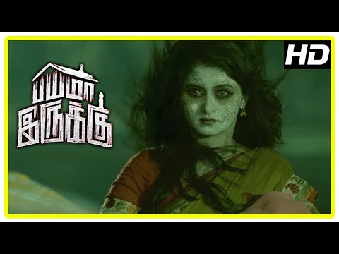 Bayama Irukku Movie Scenes | Rajendran And Friends Try To Escape From Reshmi | Jagan | Bhara