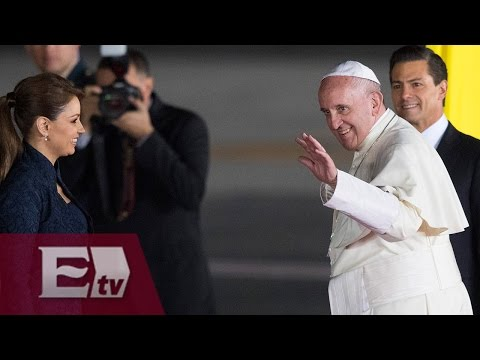 El Sumo Pontífice concluye en Ciudad Juárez su visita a México/ Vianey Esquinca