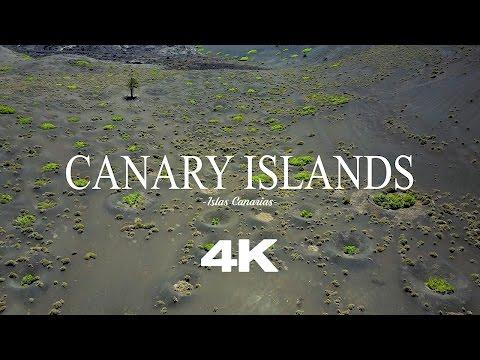 Canary Islands Travel Film - Gran Canaria, Fuertaventura, Lanzarote, Tenerife