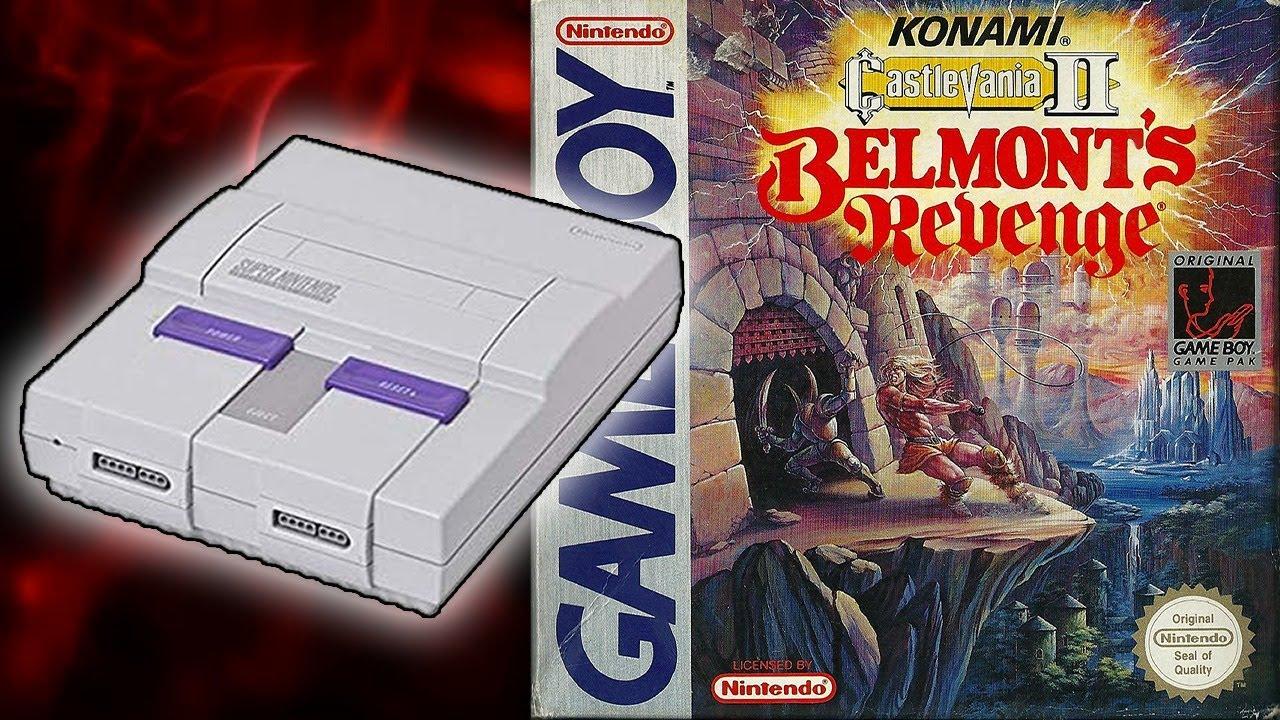 Castlevania II: Belmont's Revenge on the SNES Classic | The Castlevania Challenge