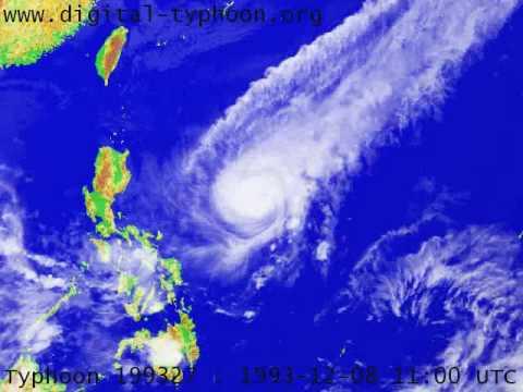 Typhoon Manny (Naning)-1993