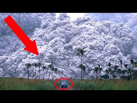 Most Dangerous Active Volcanoes Near You