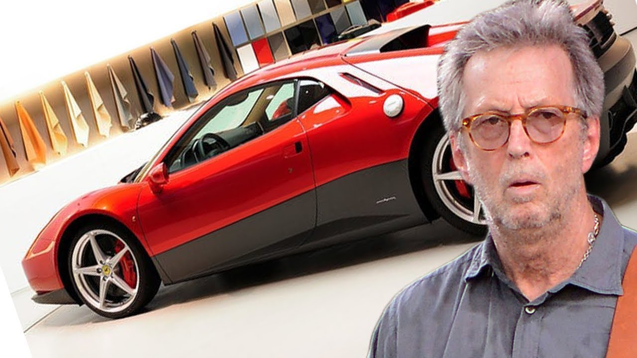 eric clapton car collection youtube eric clapton car collection youtube