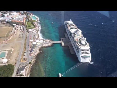 Helicopter Ride Over Curacao