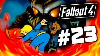 Fallout 4 - ОБОКРАЛ БРАТСТВО - Охота на синта 23