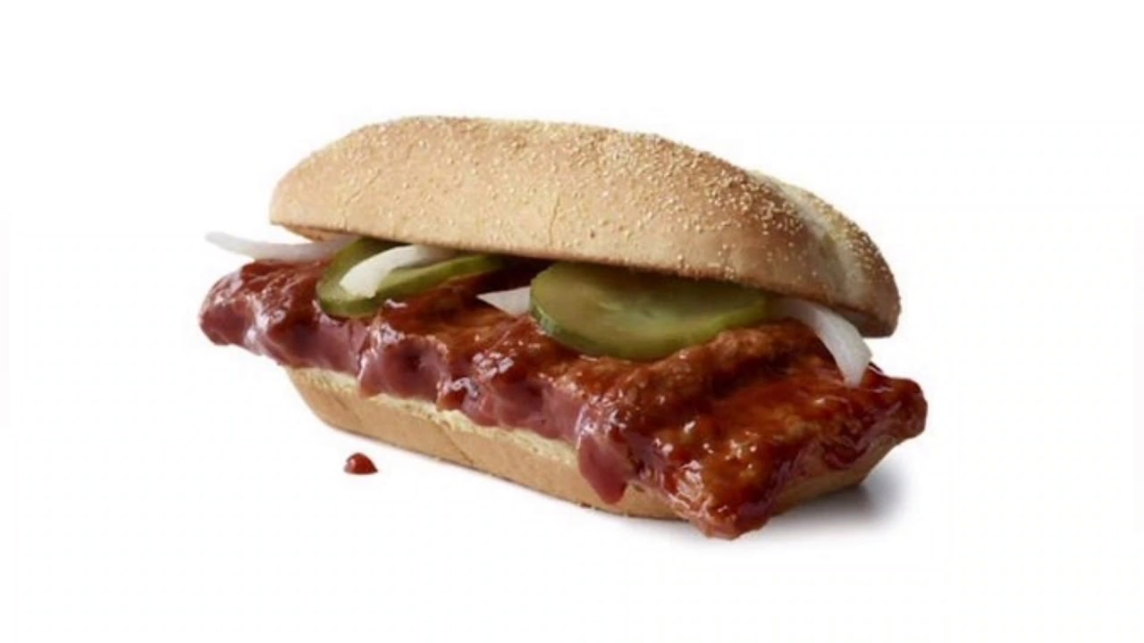 McDonald's McRib is coming back: Barbecue sandwich will be ...