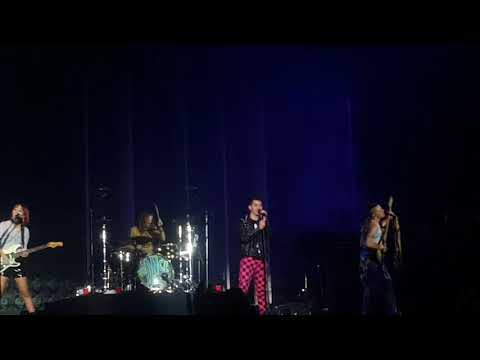 Unsweet, Pay My Rent Dnce Bogota Colombia 2017