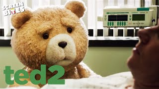 Ted Says Goodbye To John | Ted 2 | SceneScreen