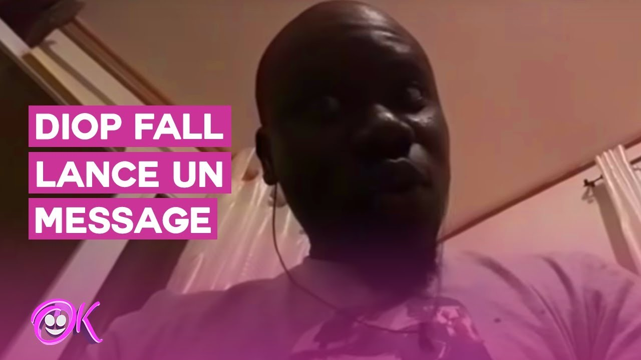 DIOP FALL LANCE UN MESSAGE