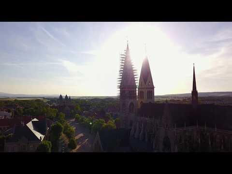 Halberstadt von Oben