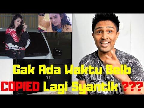Ghea Youbi - Gak Ada Waktu Beib (Official Music Video) REACTION