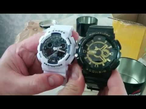 хороших китайские часы касио g shock моих знакомых все-таки