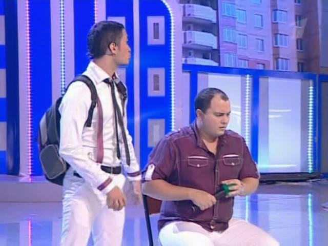 КВН Пьяный отец сочинил песню для сына