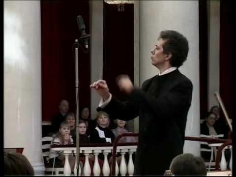 Alexander Polishchuk conducting Strauss Till Eulenspiegels lustige Streiche part 2