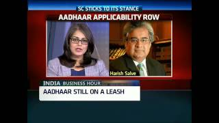 Aadhaar Case Moves To A Larger Bench SC Sticks To Its Stance