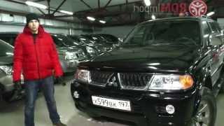 Mitsubishi Pajero Sport 2008 год 3 л. 4WD от РДМ-Импорт(Продажа авто в Новосибирске ул. Фрунзе 61/2 383 3281232 видео обзор, тест-драйв, отзывы, советы, экстерьер, интерье..., 2014-12-02T07:08:54.000Z)