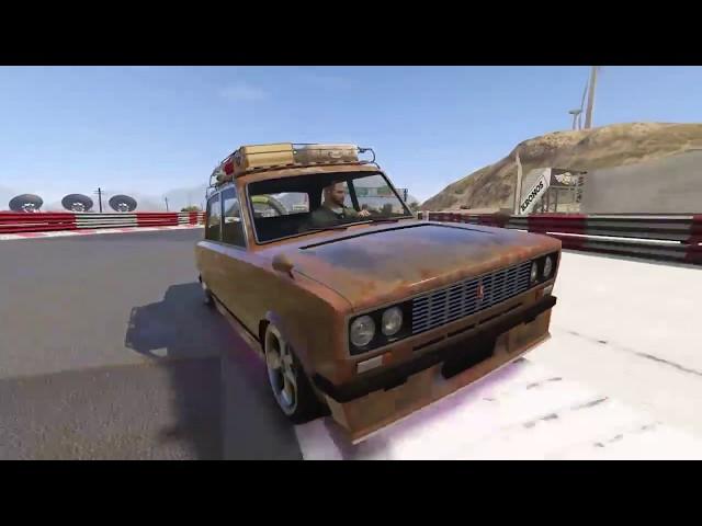 Cheburek Race Night - GTA Online