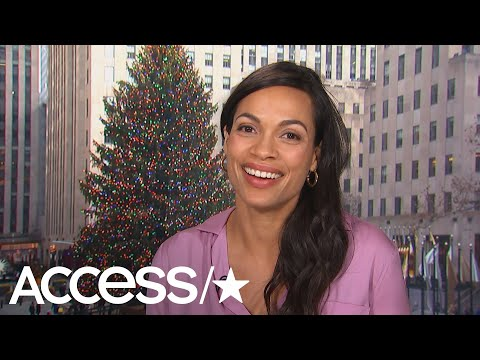 Rosario Dawson Reveals Why Her Teenage Daughter Doesn't Have A Phone | Access