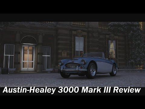 1965 Austin-Healey 3000 Mark III Review (Forza Horizon 4)