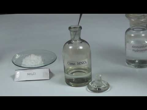 Tests For Manganese Ion - MeitY OLabs