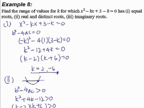 how to solve quadratic inequalities step by step