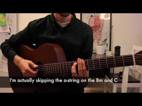 Bored (Billie Eilish) – Guitar lesson