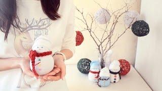 Yılbaşı Oda Dekorasyonu | Kendin Yap | DIY Christmas Room Decorations