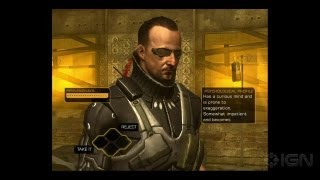 Deus Ex: The Fall - Review Commentary