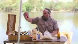 Funny vids..very funny afrikaans fish clip
