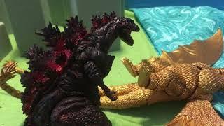 Shin Godzilla VS King Ghidorah