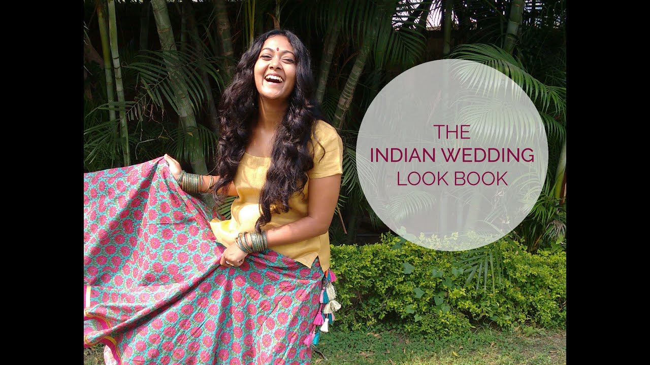 73d99d7a57ea Indian Wedding Guest Look Book - YouTube