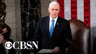 House resolution calls on Pence to invoke the 25th Amendment
