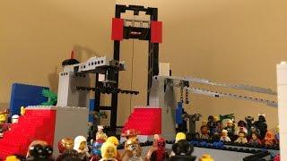Lego Ninja Warrior Complete Season 1