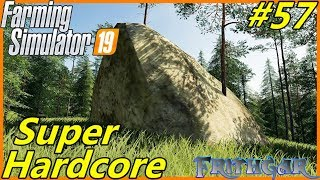 Let's Play FS19, Boulder Canyon Super Hardcore #57: Starring The Rock!