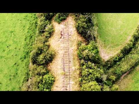 Lein Amlwch Railway Llyn Alaw To Rhosgoch 23/07/2019