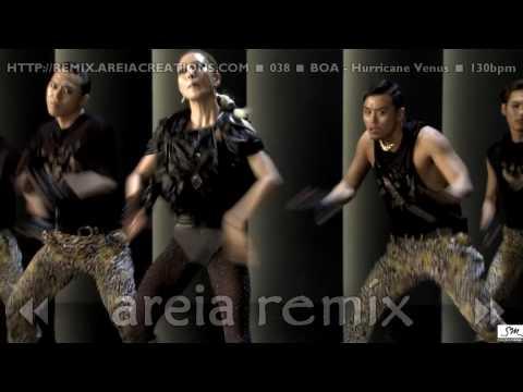 Areia Remix #38   BOA  Hurricane Venus