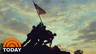 As 75th Anniversary Of Iwo Jima Approaches, Harry Smith Looks Back | TODAY