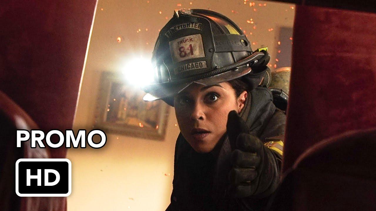 Chicago Fire Promo