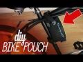 DIY Bike Pouch
