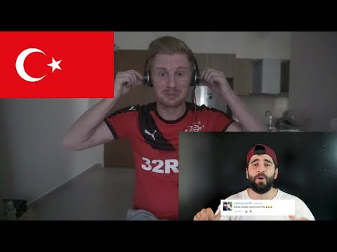 Heads - At Least We Could Be Head (Song With The Comments) // TURKISH YOUTUBER REACTION