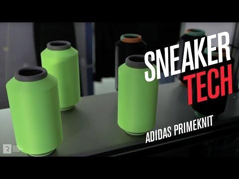 adidas Primeknit technology